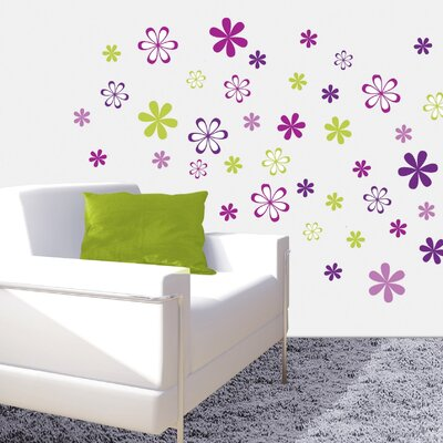 Eurographics Jazzy Blooms Wall Sticker