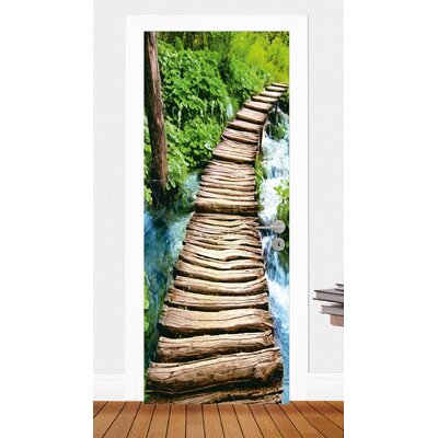 Eurographics Decowall Stairway to Heaven I Photographic Print