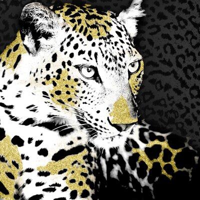 Eurographics Jaguard Graphic Art on Canvas