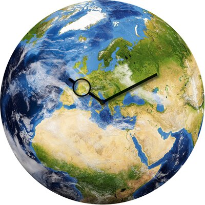 Eurographics Time Art 30cm Wall Clock