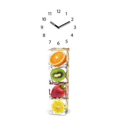 Eurographics Time Art Wall Clock