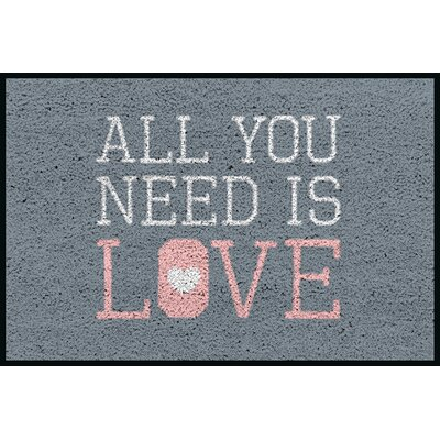 Eurographics All You Need is Love Boot Scraper