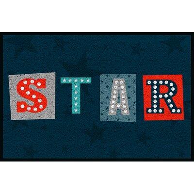 Eurographics Star Light Doormat