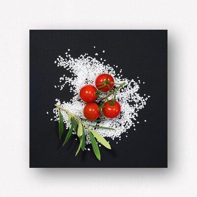 Eurographics Cucina Italiana Pomodori by Merkel Photographic Print on Canvas