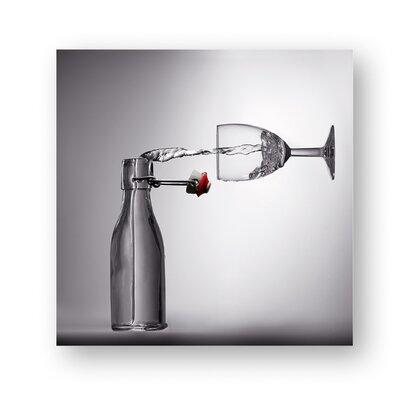 Eurographics Decoglass Pouring by Kogel De Wieteke Graphic Art