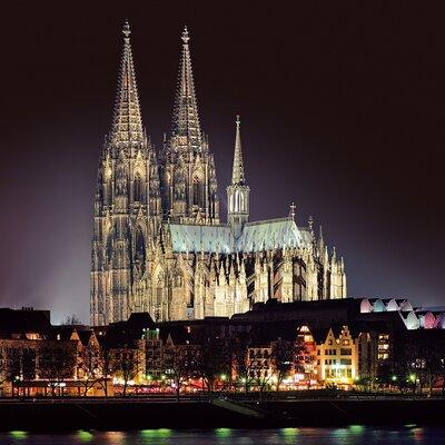 Eurographics Pride of Cologne Photographic Print on Glass