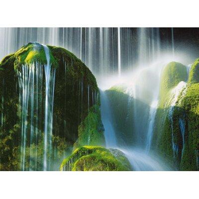 Eurographics Green Falls Wall Art