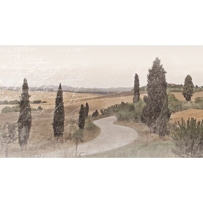 Eurographics Greetings From Tuscany Wall Art