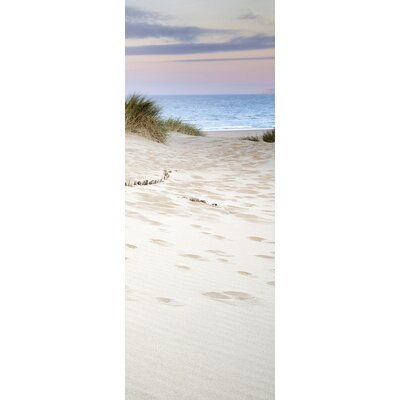 Eurographics Surrounded by the Sand II Photographic Print