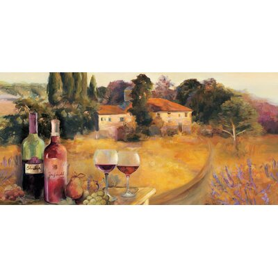 Eurographics Spoleto Afternoon Wall Art on Canvas