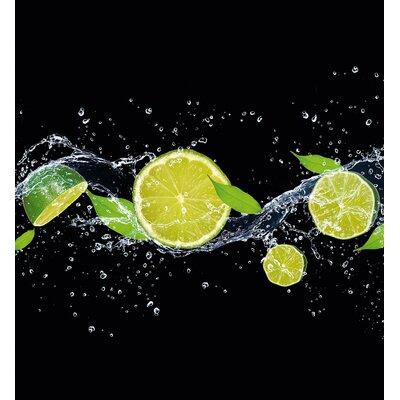 Eurographics Fresh Lime Diving Wall Art