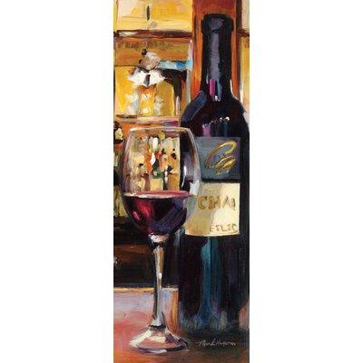 Eurographics A Reflection of Wine II Wall Art on Canvas