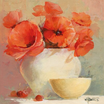 Eurographics Lovely Poppies II Wall Art on Canvas