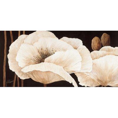 Eurographics Amazing Poppies III Canvas Print