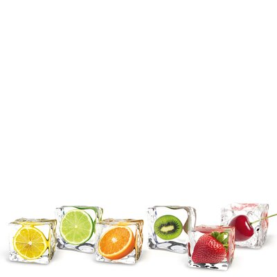 Eurographics Delicate Fruits Glass Board