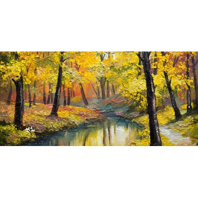 Eurographics The Beauty of November Painting Print