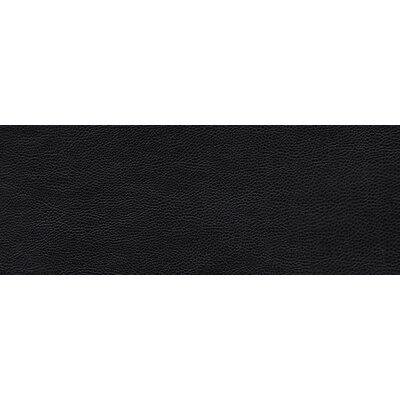 Eurographics Black Leather Glass Board