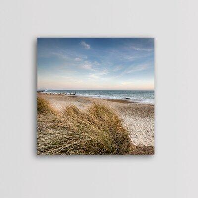 Eurographics Dunes at Hengistbury Head Photo Print Plaque