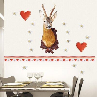 "Eurographics ""Home Sweet Home"" Wall Sticker"