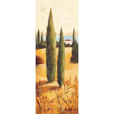 Eurographics Montecastello I Wall Art on Canvas