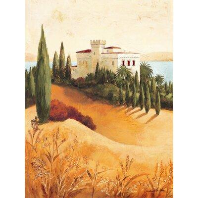 Eurographics Il Castillo Canvas Print