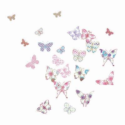 Eurographics Butterflies Wall Sticker