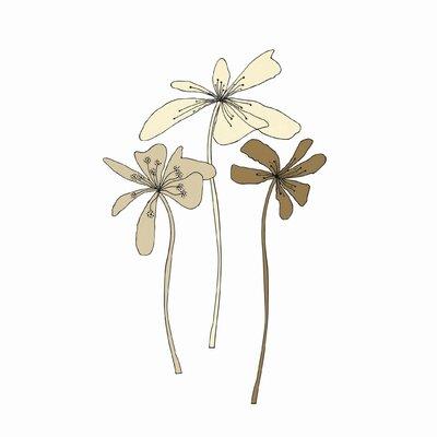 Eurographics Oxygen Flowers Decosticker