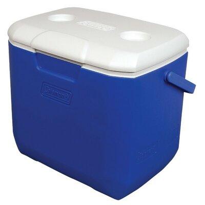 30 Qt. Personal Cooler Color: Blue