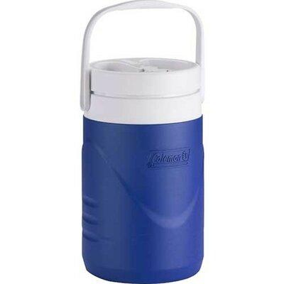 2 Qt. Half Gallon Jug Cooler Color: Blue