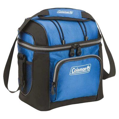 9 Can Picnic Cooler Color: Blue