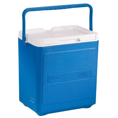 7.5 Qt. Party Stacker Cooler Color: Blue