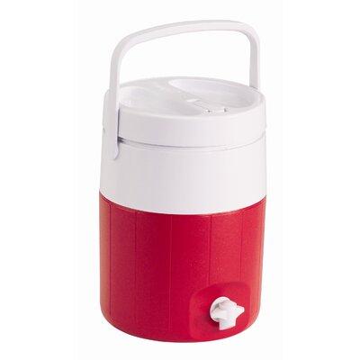 8 Qt. Cooler Color: Red
