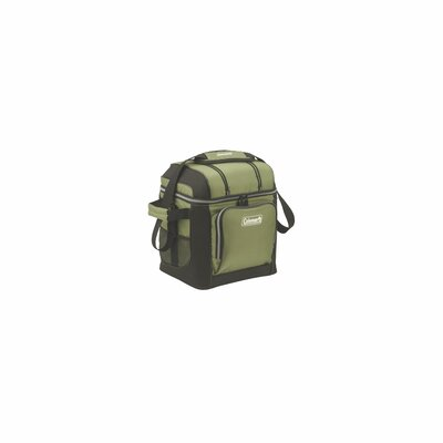 30 Can Picnic Cooler Color: Green