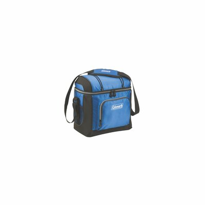 16 Can Picnic Cooler Color: Blue