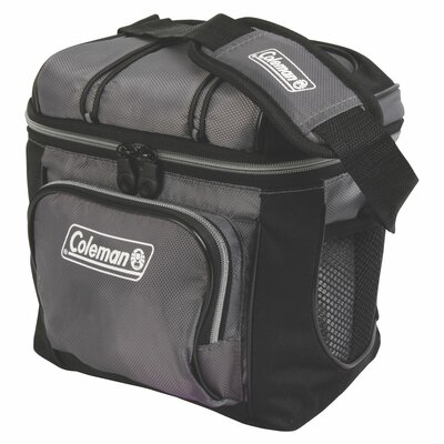 9 Can Picnic Cooler Color: Gray