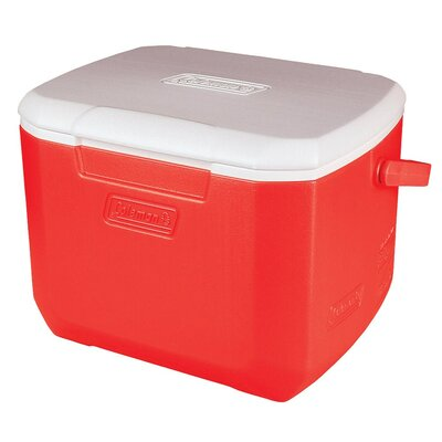 16 Qt. Excursion Cooler Color: Red