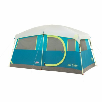 Tenaya Lake Fast Pitch 6 Person Tent with Cabinets
