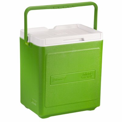 10 Qt. Party Stacker Picnic Cooler Color: Green