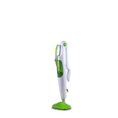 Aqua Fusion Steam Mop Color: Lime Green