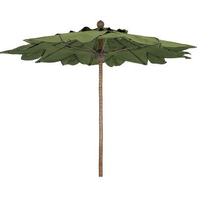 Prestige 8' Market Umbrella Fabric: Taupe