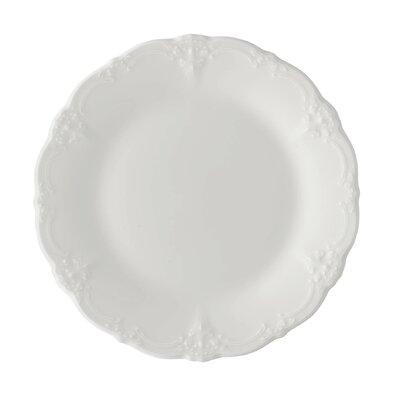 Hutschenreuther 20 cm Frühstücksteller Baronesse Weiß