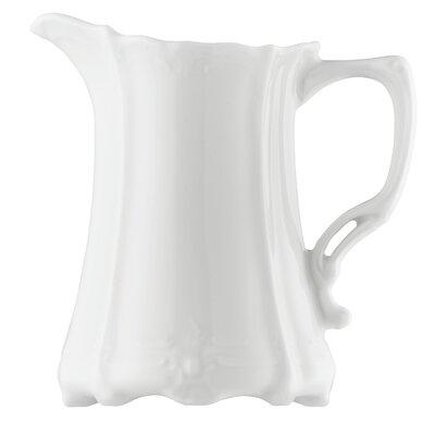 Hutschenreuther 0.18 L Milchkännchen Baronesse Weiß