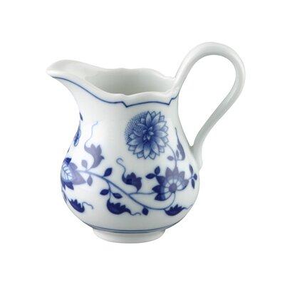 Hutschenreuther Milchkännchen Blau Zwiebelmuster