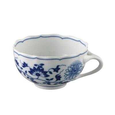 Hutschenreuther Tee-Obertasse Blau Zwiebelmuster