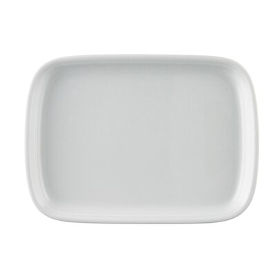 "Thomas 28cm Platte oval ""Trend"" in Weiß"