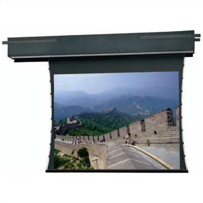 Da-Lite Tensioned Executive Electrol Motorized Electric Projection Screen