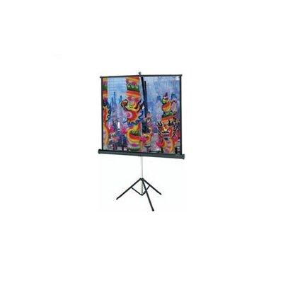 "Versatol Matte White Portable Projection Screen Viewing Area: 100"" diagonal"