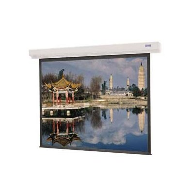"Designer Contour Electrol Electric Projection Screen Viewing Area: 45"" H x 80"" W"