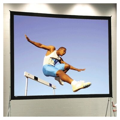 Fast Fold Portable Projection Screen