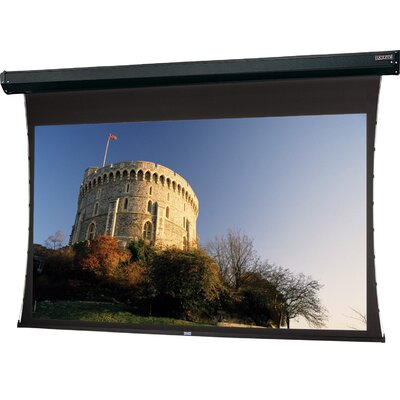 "Tensioned Cosmopolitan Electrol Electric Projection Screen Viewing Area: 65"" H x 104"" W"